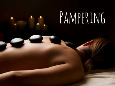 Pampering